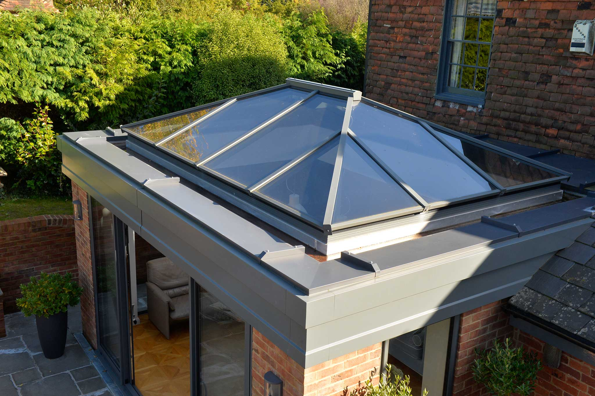 Lantern Roofs Fitted Roof Lanterns Buckinghamshire